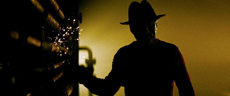 'A Nightmare on Elm Street' Shooting New Scene