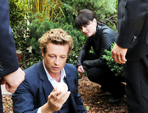 'The Mentalist' 2.10 Preview: Throwing Fire