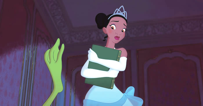 'Princess and the Frog' Takes Huge Leap to No. 1