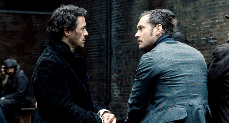 'Sherlock Holmes' Sequel Under Threat for Homosexual Hints