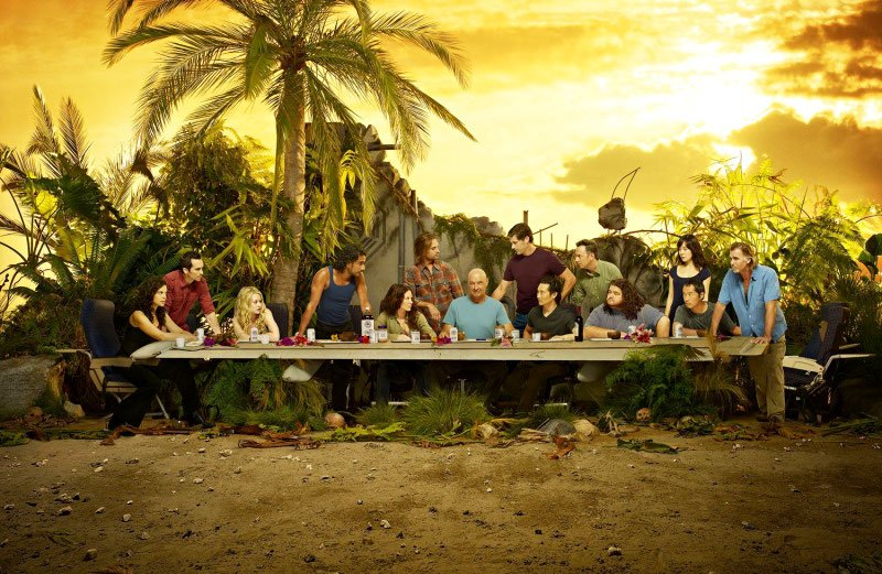 'Lost' Channels 'The Last Supper' in New Posters