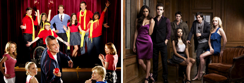 36th People's Choice: 'Glee' and 'Vampire Diaries' Are Favorite New TV Shows