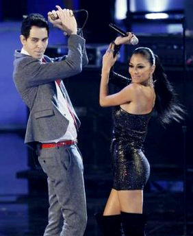 36th People's Choice: Video of Nicole Scherzinger and Cobra Starship's Duet