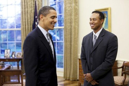 President Obama on Tiger Woods' Multiple Affair
