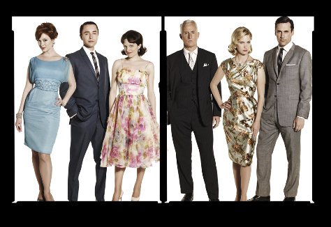 67th Golden Globes: 'Mad Men' Is Best Drama Again