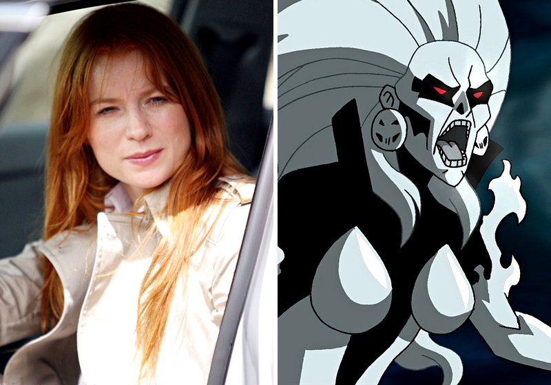 'Smallville' Finds Silver Banshee in Odessa Rae