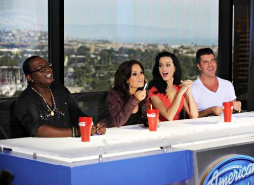 Katy Perry Wants Permanent Slot on 'American Idol'