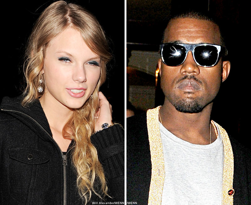 Taylor Swift and Kanye West NOT 'Reuniting' for 'We Are the World' Haitian Project