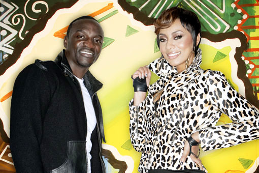 Making of Akon's 'Oh Africa' Music Video Feat. Keri Hilson