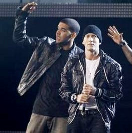 Drake to Collaborate With Eminem Again