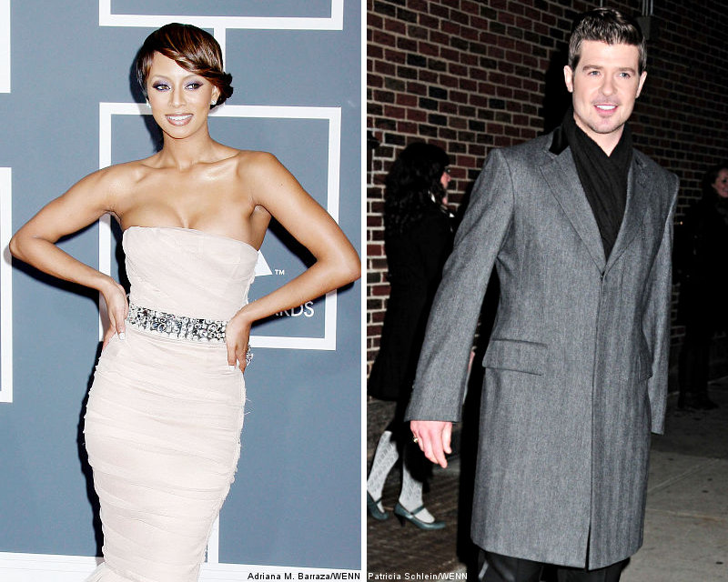 SOS Help for Haiti: Keri Hilson, Robin Thicke and Other Performances