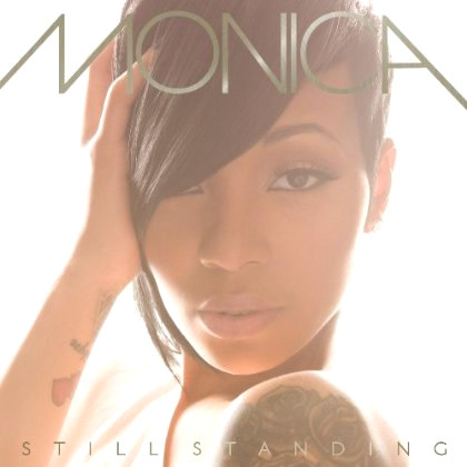 Official Cover Art of Monica's 'Still Standing' Album