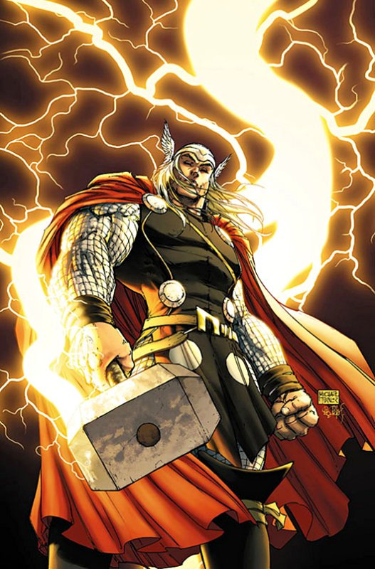 'Thor' Will Visit Santa Fe for Shooting