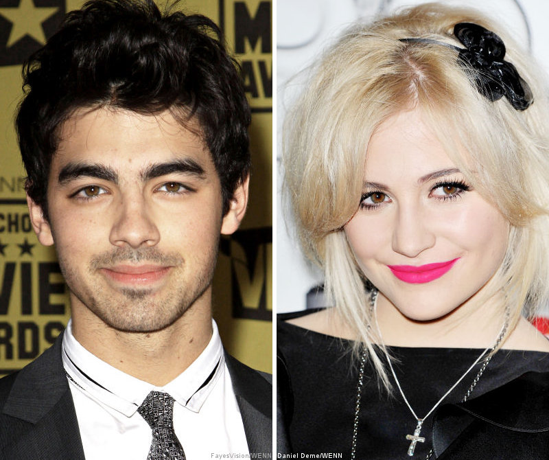 Joe Jonas and Pixie Lott Make Beautiful Music Together
