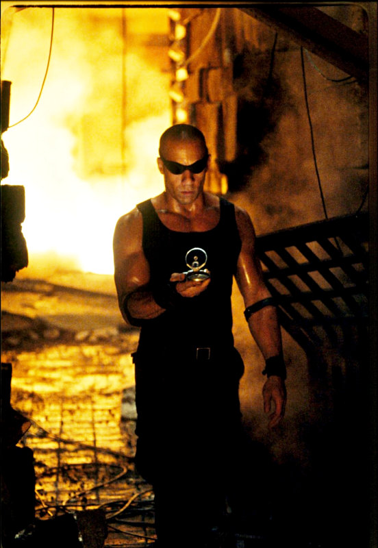 Vin Diesel Officially On Board for Third 'Riddick' Film
