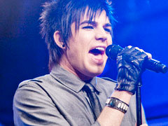 Adam Lambert's Video Performances on AOL Sessions