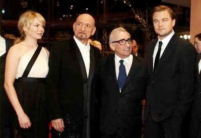 Leonardo DiCaprio, Michelle Williams Premiere 'Shutter Island' at Berlinale