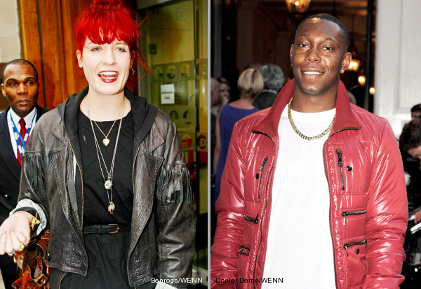 Florence and the Machine to Duet With Dizzee Rascal at BRIT Awards