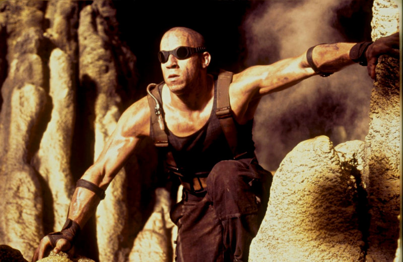 First Plot Details for Third 'Riddick' Movie Unveiled