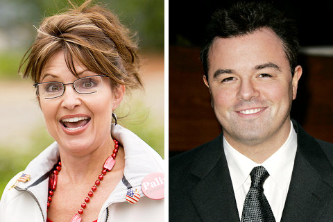 Sarah Palin Lashes Out at 'Family Guy' Down Syndrome Joke