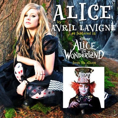 "avril lavigne alice underground. A music video in support of Avril Lavigne's new single ""Alice (Underground)"""