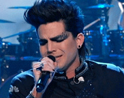 Video: Adam Lambert Performing 'Sleepwalker' on Jay Leno