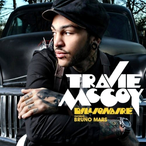 Travis McCoy's First Solo Single 'Billionaire' Unleashed