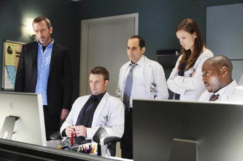 'House M.D.'  6.16 Preview: Black Hole