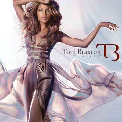 Official Cover Art of Toni Braxton's 'Pulse'