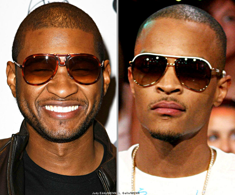 Usher's New Song 'Guilty' Feat. T.I. Leaked