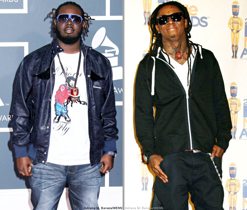 T-Pain Talks About His Duet Album With Lil Wayne