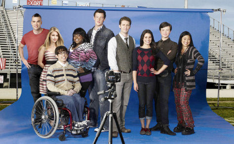 'Oprah' to Have All Things 'Glee' Episode