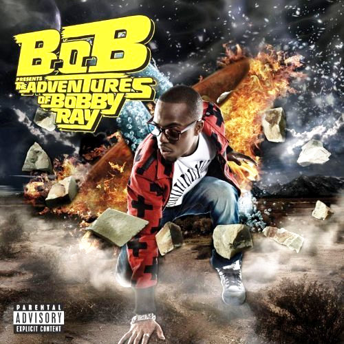 Official Cover Art of B.o.B's 'The Adventures of Bobby Ray'