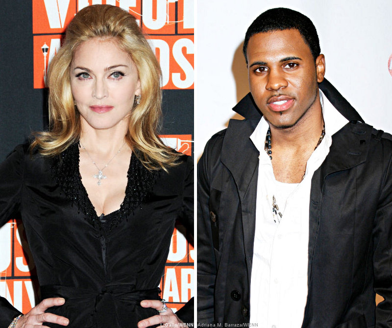 Madonna to Work With Jason Derulo