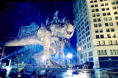 'Godzilla' to Be Awakened in 2012