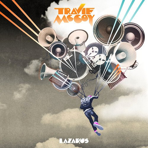 Official Cover Art of Travis McCoy's 'Lazarus'