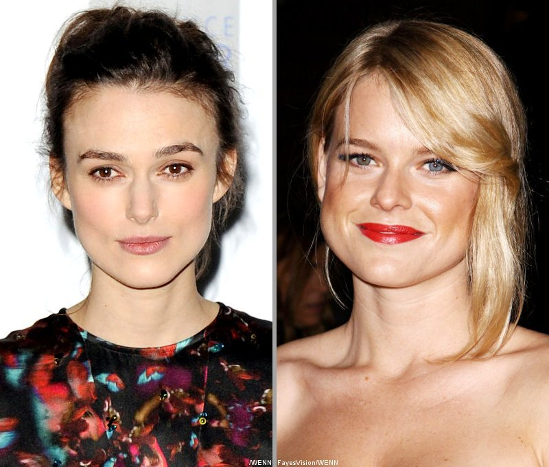 Keira Knightley Skips 'Captain America', Alice Eve Is Frontrunner