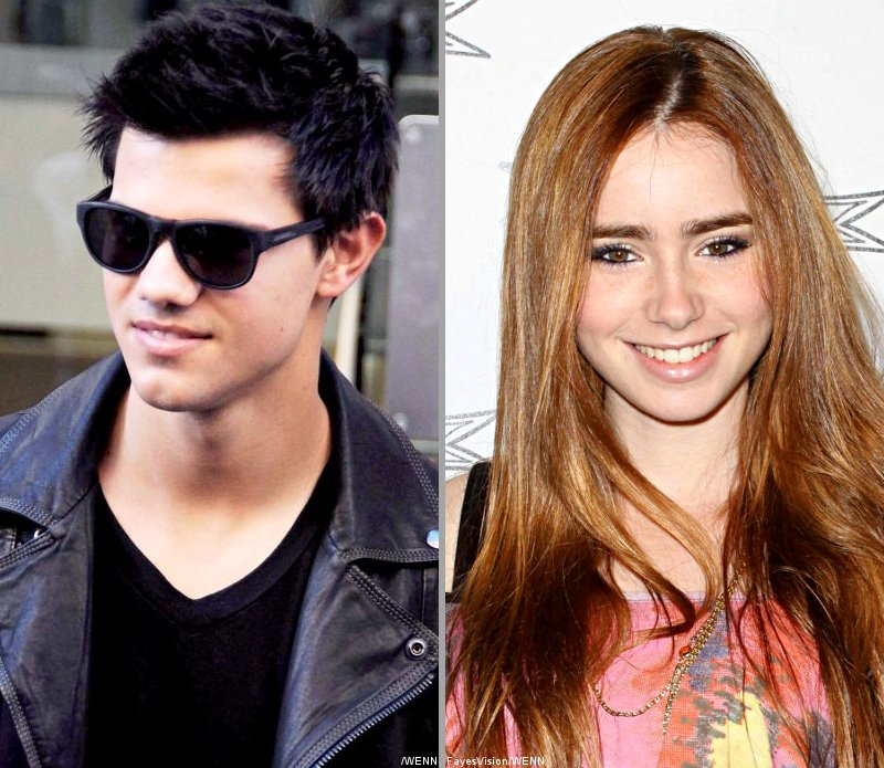 Taylor Lautner to Romance Lily Collins in 'Abduction'