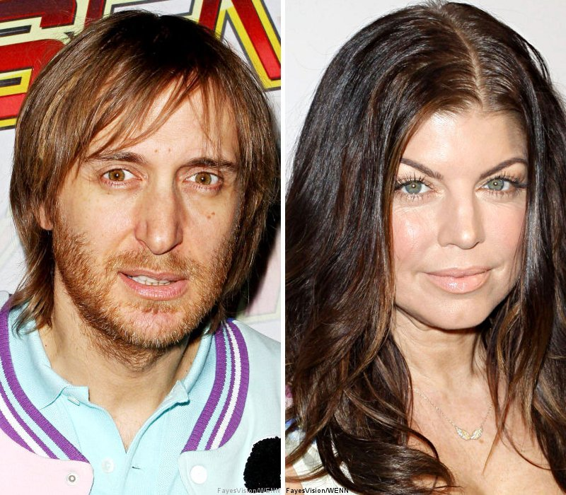 David Guetta Talks Fergie's Scene in 'Gettin' Over You' Video