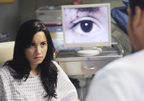 'Grey's Anatomy' 6.22 Preview: Demi Lovato Guest Stars