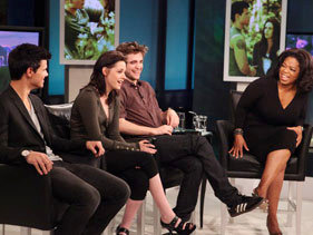 Preview of 'Twilight' Cast Appearance on 'Oprah'