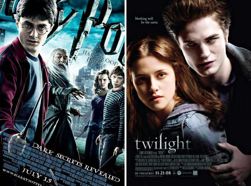 'Harry Potter' and 'Twilight' Win Big at 2010 National Movie Awards