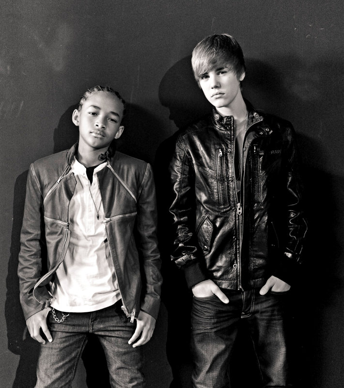 Justin Bieber's 'Never Say Never' Video Feat. Jaden Smith Debuted