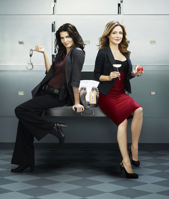 Preview of Angie Harmon's 'Rizzoli and Isles'