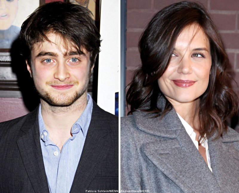 Daniel Radcliffe and Katie Holmes Added to Presenters List of 2010 Tony Awards