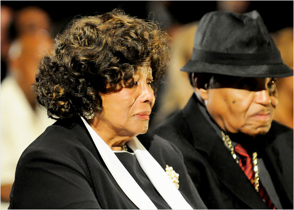 Joe Jackson's New Claim: Katherine Did Not Kill My Son