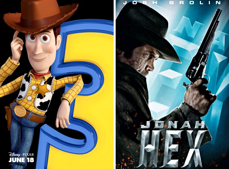 'Toy Story 3' Sets Record With Strong Debut at Box Office, Outsells 'Jonah Hex'