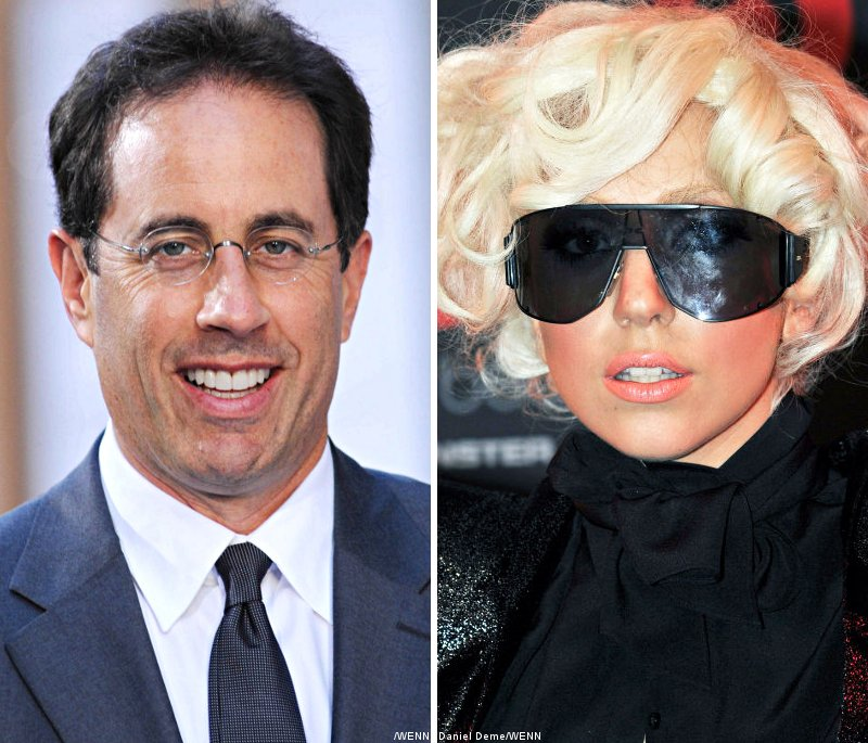 Jerry Seinfeld on Lady GaGa: I Hate Her, She Is a Jerk