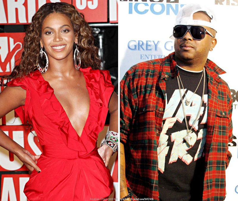 Beyonce Knowles Makes New Music With The-Dream