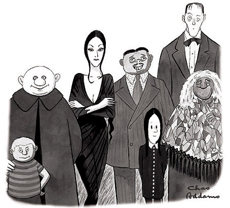 'The Addams Family' Is Moving Forward With Tim Burton